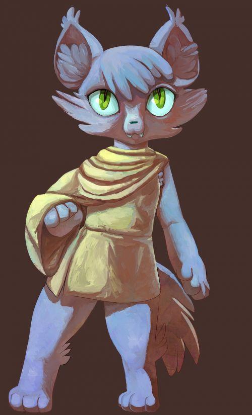 kitty anime furry