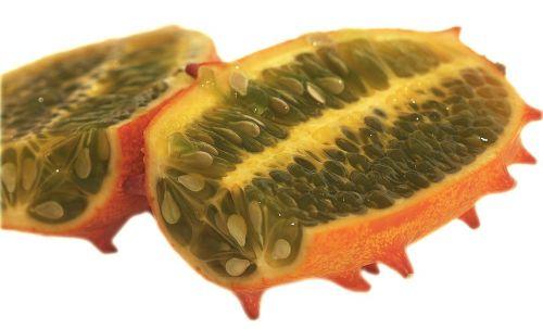 kiwano pulp horn cucumber