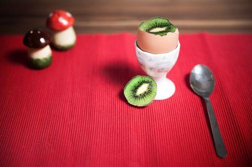kiwi cup egg cups