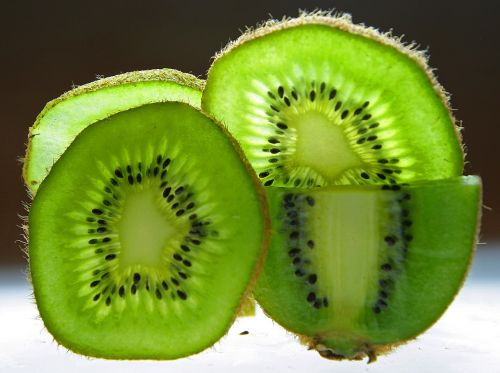 kiwi fruit disc