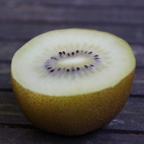 Kiwi Fruit Cut 1