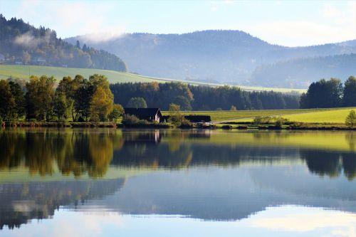 klaffer austria lake