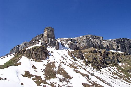 klausen pass alpine switzerland