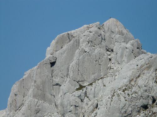 kleine halt mountains alpine