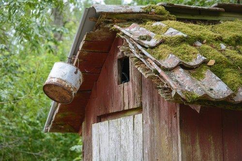 klohaeuschen  old  structure