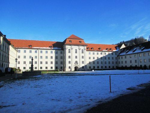 klosterhof architecture switzerland