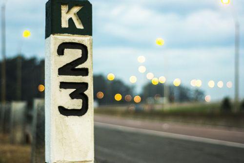 km street route