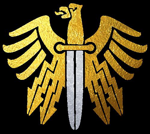 knife revenge emblem