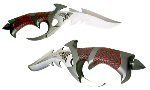 knife decorative battle
