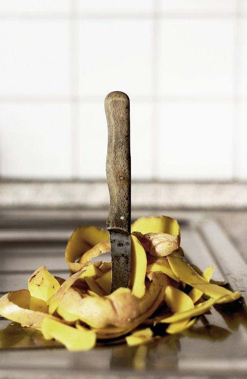 knife  potato peeler cutter  kitchen knife