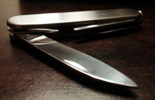 knife pocketknife penknife