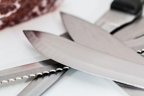 knife serrated kitchen