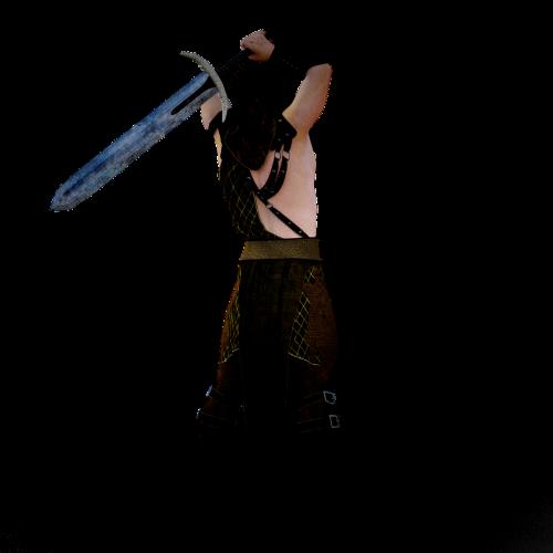knight fighter sword
