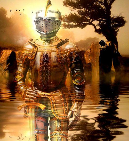 knight armour avilon