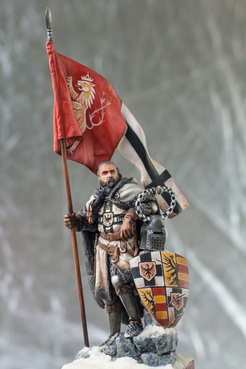 knight,figurine,flag,banner,armor,statuette,the middle ages,coat of arms,shield,sword,warrior,action figures,creativity