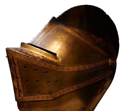 knight armor helm