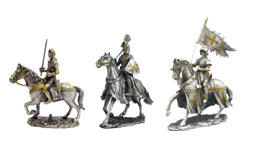 knight horse armor