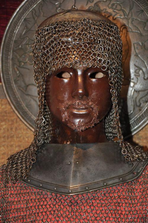 knight armor hauberk