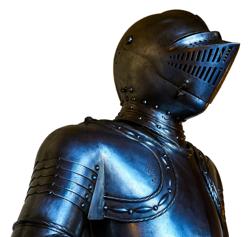 knight armor middle ages