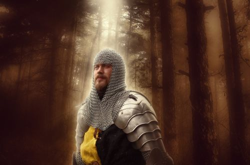 knight soldier warrior