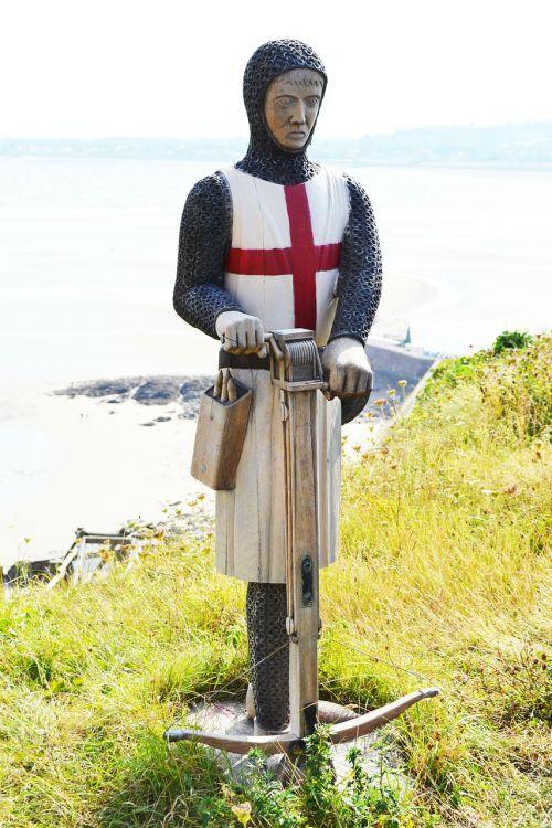 knight st george figure