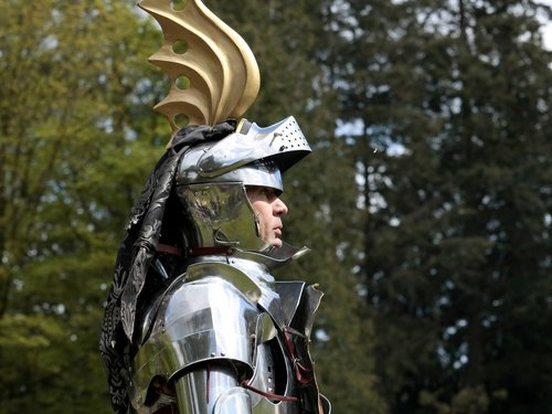 knight  medieval  duel