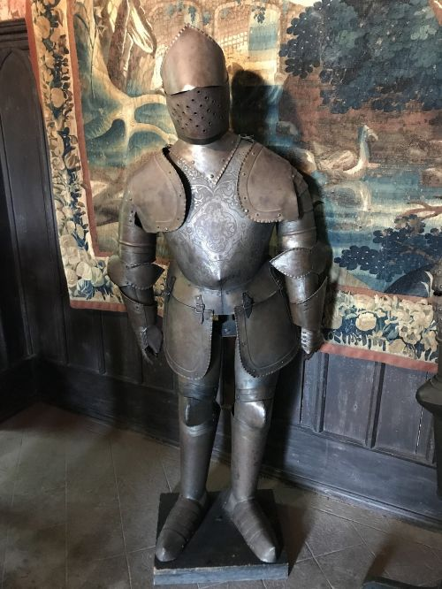 knight's castle armor knight