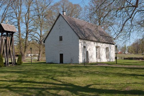 knista assembly hidinge old church 1100s