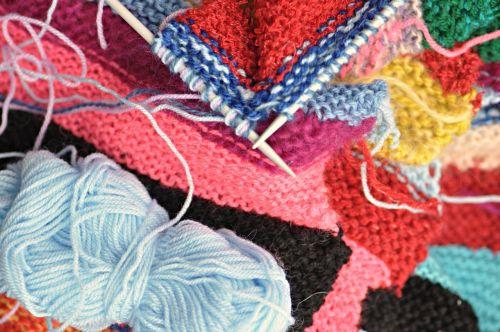 knitting knitting needle wool