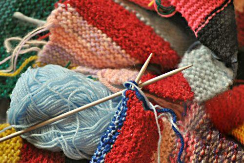 knitting knitting needle knit