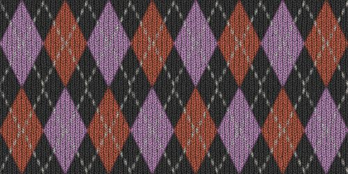 knitting fabric background