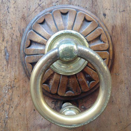knob door metal