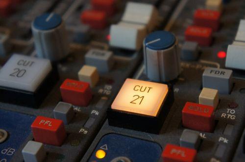 knob buttons sound studo