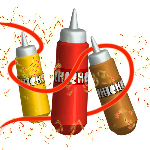 knobs party mustard mayonnaise