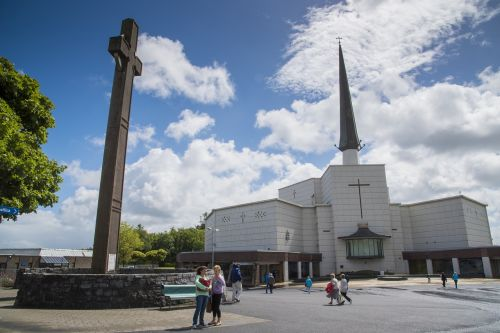 knock shrine religion