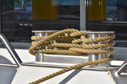 knot hemp rope rope knot