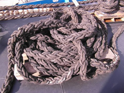 knot rope dew