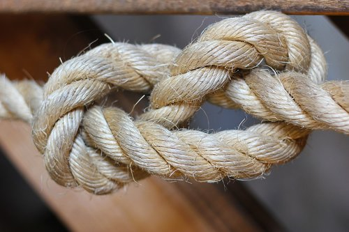 knot  rope  nautical