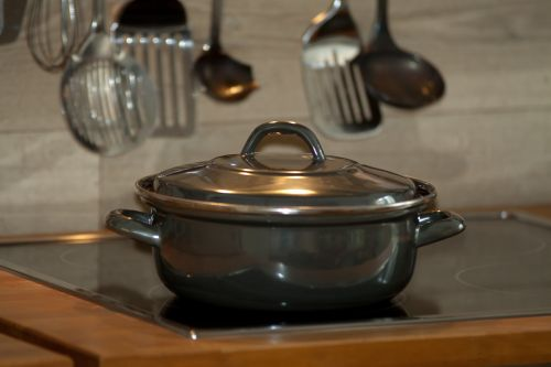 Saucepan Cooking Stove