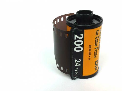Kodak 35mm Film