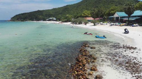 kohlarn thailand island