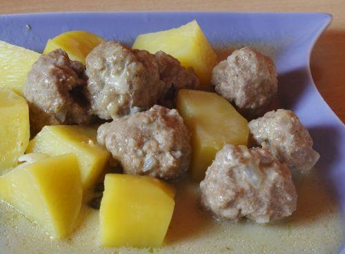 königsberger klopse potatoes eat