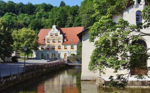 königsbronn town hall brenz