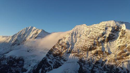 königsspitze sunrise mountains