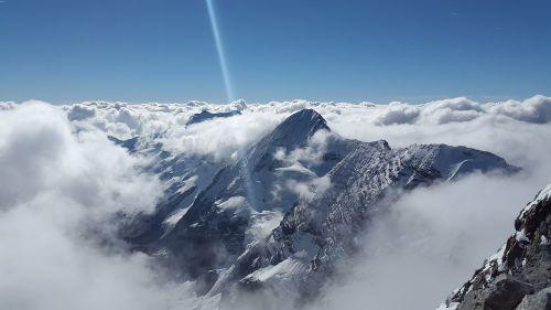 königsspitze mountains gran zebru