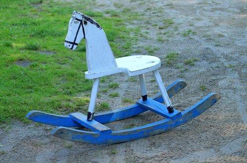 konik  toy  rocking horse