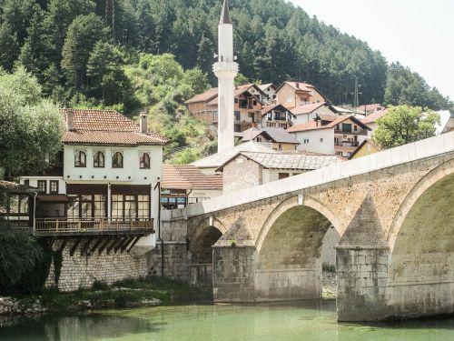 konjic bridge bosnia