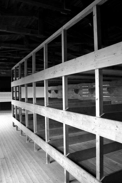 konzentrationslager dachau barracks