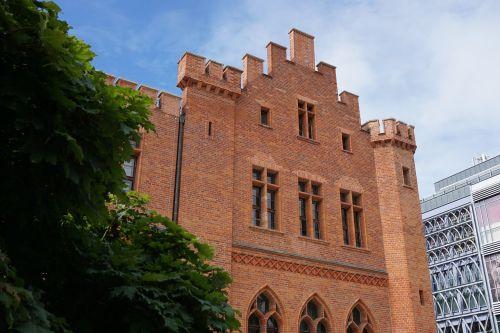 kołobrzeg town hall poland