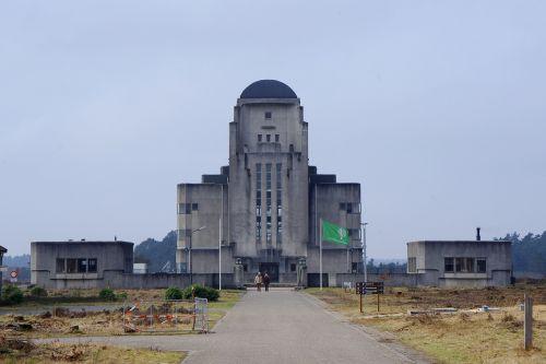 kootwijk,radijas,Nyderlandai,pastatas,architektūra,holland
